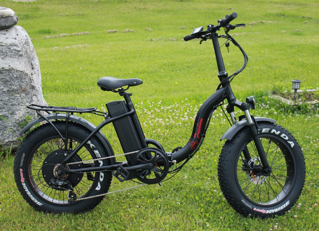 Traverse Ebike black